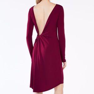 BCBGMAXAZRIA 'Celia' Open back dress NWT